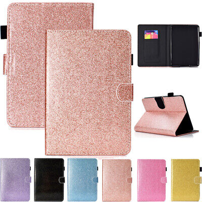 AU16.28 • Buy For Kindle Paperwhite 1 2 3 /2018 10th Gen Glitter Smart Leather Card Case Cover