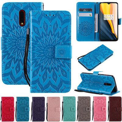 AU14.89 • Buy For OnePlus Nord 8T Pro Magnetic Flip Leather Wallet Card Slots Stand Case Cover