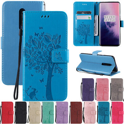 AU14.89 • Buy For OnePlus Nord 5 6T 7 Pro 8 8T Flip Leather Magnetic Wallet Card Case Cover