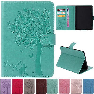 AU17.89 • Buy New Kindle Paperwhite 10th Gen 2018 Patterned Wallet Leather Stand Case Cover