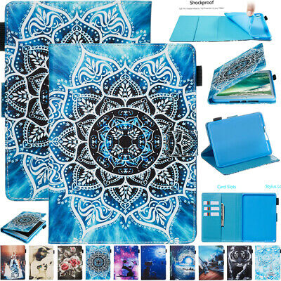AU18.89 • Buy For Kindle 2019 Paperwhite 10th Gen Patterned Smart Magnetic Leather Case Cover