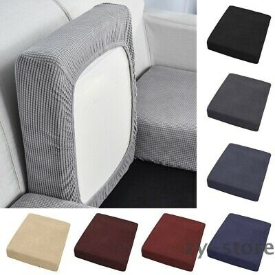 £3.29 • Buy 1/2/3 Seater Sofa Seat Covers Couch Slipcover Cushion Elastic Settee  Protector