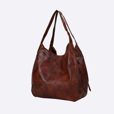 £26.99 • Buy Women's Faux Leather Oversized Tote Bag