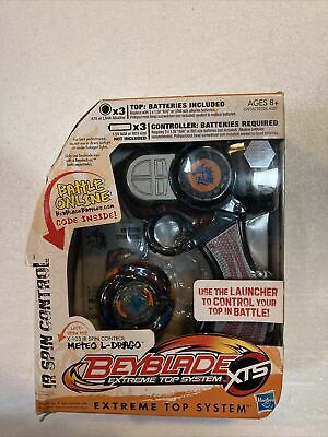 AU65.04 • Buy BeyBlade Extreme Top System XTS X-103 IR Spin Control Meteo L-Drago (New In Box)