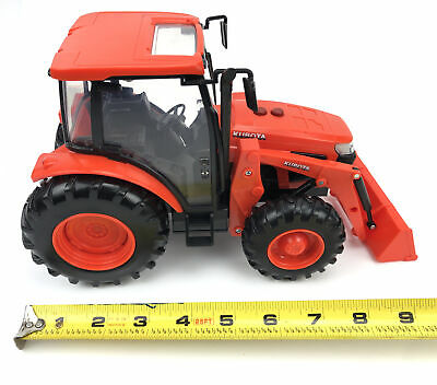 AU12.81 • Buy Kubota M5-111 Front End Loader Farm Tractor Orange Sounds Tested Works *READ