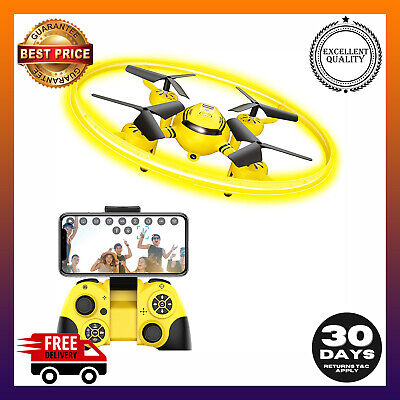 AU129.99 • Buy Hasakee Q8 FPV Drone With HD Camera For Adults RC Drones For Kids Quadcopter