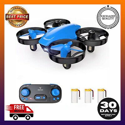 AU109.99 • Buy Snaptain SP350 Mini Drone For Kids/Beginners Portable Throw'n Go RC Quadcopter