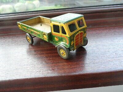 Mettoy Wind Up Fruit And Veg Lorry • 100£