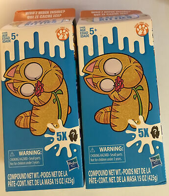$33.99 • Buy 2 Lost Kitties Mystery Blind Large Milk Carton S2 Multipack  Kitty Figures New