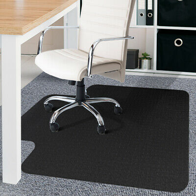 AU40.90 • Buy Chair Mat Carpet Hard Floor Protectors PVC Home Office Room Computer Work Mat...