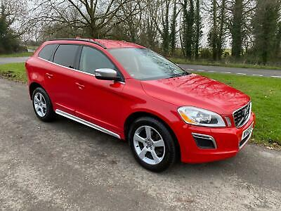 2010 Volvo XC60 2.4 D5 R-Design Geartronic AWD 5dr SUV Diesel Automatic • 7,994£