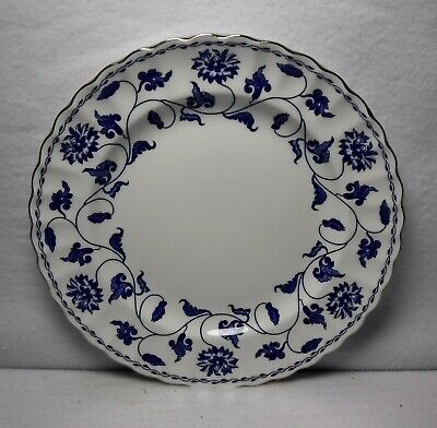 £24.52 • Buy SPODE China COLONEL BLUE Platinum Trim Y8618-AO Pattern Salad Plate  8-1/8