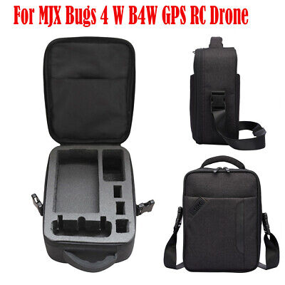 AU51.25 • Buy Travel Durable Shoulder Bag Carrying Bag Protective Storage For MJX Bugs 4 W B4W