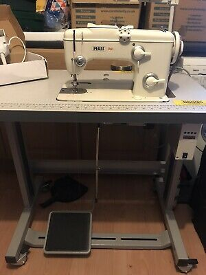 PFAFF 261 Industrial Sewing Machine Used • 550£