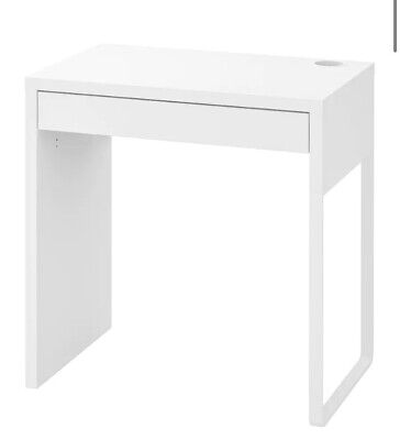 IKEA Micke Desk Workstation White 73x50cm.***NEW**** Collection Or Delivered • 54.99£