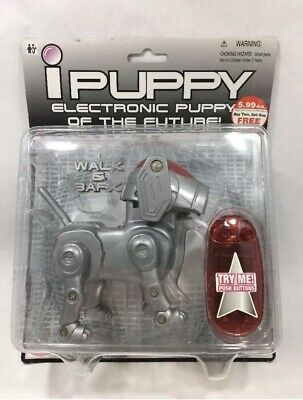 I Puppy Ipuppy Electronic Puppy Of The Future SRM International RED Robot Dog • 11.80£