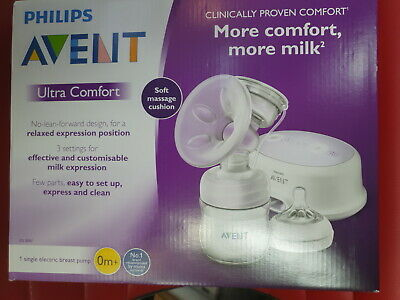 AU149 • Buy Philips Avent Ultra Comfort Single Electric Breast Pump