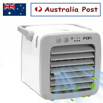 AU26.34 • Buy Portable Mini AC Air Conditioner Personal Unit Cooling Fan Humidifier Purifier