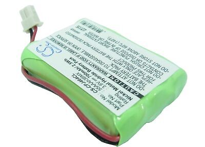 Ni-MH Battery For Dualphone RTX3045 VOIP-Skype 3.6V 700mAh • 13.16£