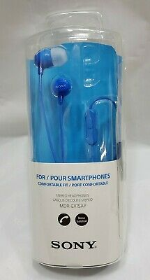 AU14.57 • Buy Sony Comfortable Fit Stereo Headphones MDR - EX15AP Noise Isolation. New