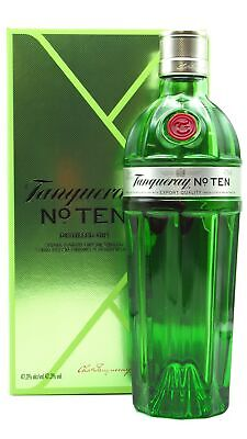 Tanqueray - Gift Envelope Box - Tanqueray 10  Gin 70cl • 42.95£