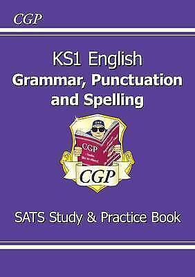 £4.94 • Buy KS1 English Grammar, Punctuation & Spelling Study & Practice Book (for The...