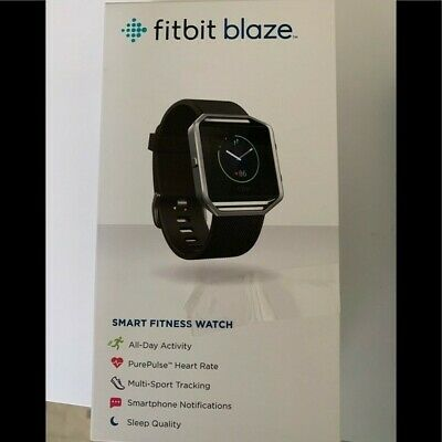 $ CDN62.41 • Buy Fitbit Blaze Smart Fitness Watch Large/Small Black Great Condition