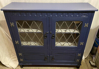 Drinks / Display Cabinet / Sideboard ~ Upcycled ~ Frenchic • 170£