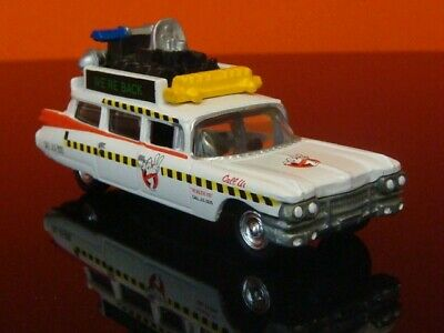 Ghostbusters Ecto-1A Cadillac Ambulance 1/64 Scale Limited Edition O • 15.91£