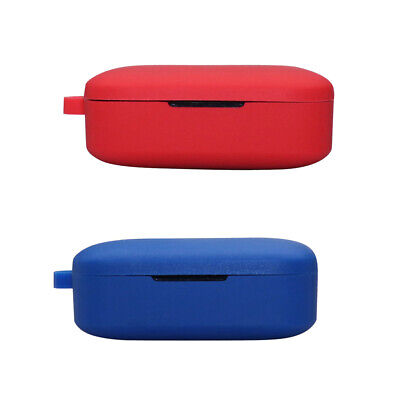 $ CDN10.83 • Buy Set Of 2 Silicone Headset Case For QCY T5 Flexible Anti-Scratch Shockproof
