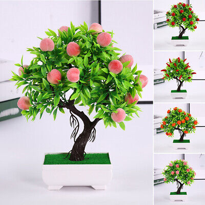 Families Artificial Plant Courtyards Home Decoration Supplies Creative • 7.81£