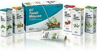AU220.55 • Buy Gc Tooth Mousse 10x40gm Dental Product