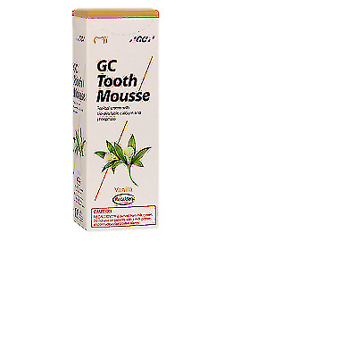 AU32.81 • Buy Vanilla Flavour GC Dental Tooth Mousse, 40 Gm