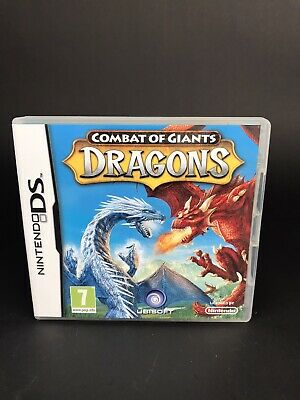 COMBAT OF GIANTS DRAGONS   NINTENDO DS LITE DSi 2DS 3DS 3DS XL Fast & Free • 5.99£