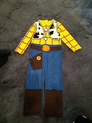 £9.50 • Buy Disney Toy Story Woody Dressing Up Outfit.age 3/4.