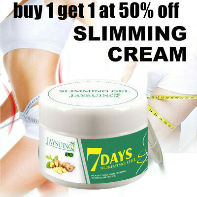 Fast Ginger Fat Burning Anti-cellulite Slimming Cream Gel Weight Loss Full Body • 5.79£