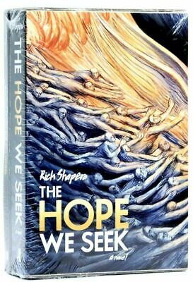 £6.99 • Buy The Hope We Seek By Rich Shapero Book And Audio CD Box Set - Brand New And Seale