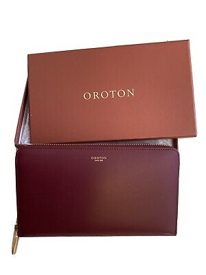 AU130 • Buy Oroton Large Zip Wallet