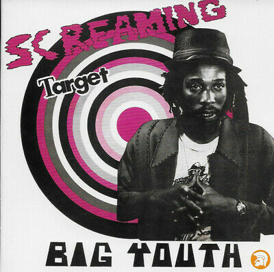 Music CD Big Youth Screaming Target Reggae Re Sealed  • 7.99£