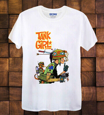 £5.99 • Buy  Tank Girl T Shirt Charlie Don't Surf Ideal Gift Ladies / Unisex Tee Top 98