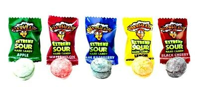 £4 • Buy Warheads Extreme Sour Hard Candy - American Candy Sweets- You Choose Qty
