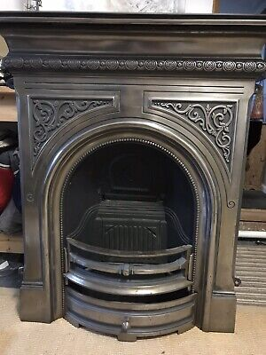 Gallery Collection Celtic Cast Iron Victorian Style Fireplace / Fire Surround • 290£
