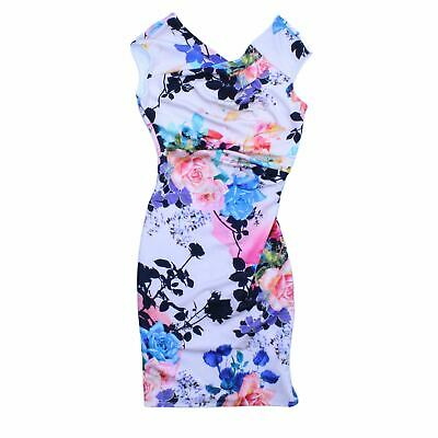 Lipsy Women's Midi Dress S Colour:  Multi • 22.95£