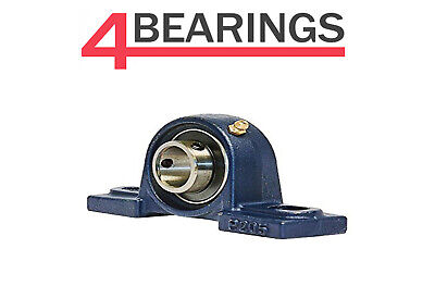 Np - Ucp201 To Ucp216 Pillow Block Housed Bearing Unit **choose Size** • 5.83£