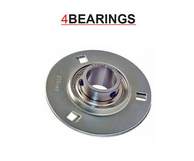 £6.14 • Buy Sbpf /slfe 204 To 208 Round Pressed Steel Housing And Bearing ** Please Choose**