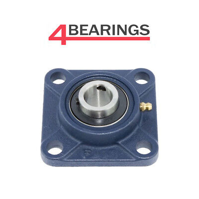 Ucf201 To Ucf216 Pillow Block Housed Bearing **please Choose Size** • 6.62£