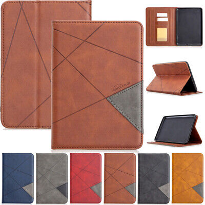 AU20.89 • Buy For Kindle Paperwhite 2018 6  10th Gen Smart Leather Wallet Stand Case Cover