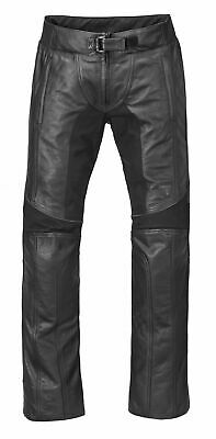 Triumph Cara Ladies Black Leather Motorcycle Jean Mlls17103-m Massive Saving! • 64£