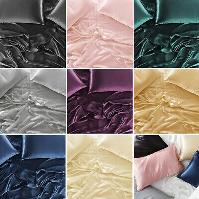 AU139.95 • Buy Ramesses Soft Casablanca Silky Satin Sheet Set - 5 Sizes