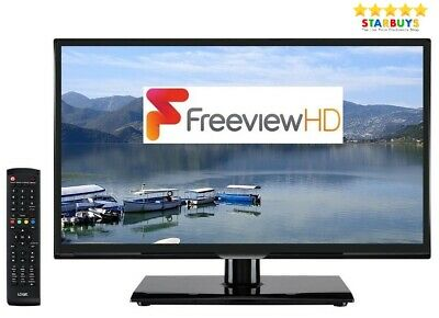 £89.99 • Buy 20  Inch LED TV HD Ready 720p, Freeview HD USB Record Pause & Play Ref 19 22 16